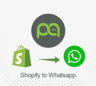 Shopify to WhatsApp