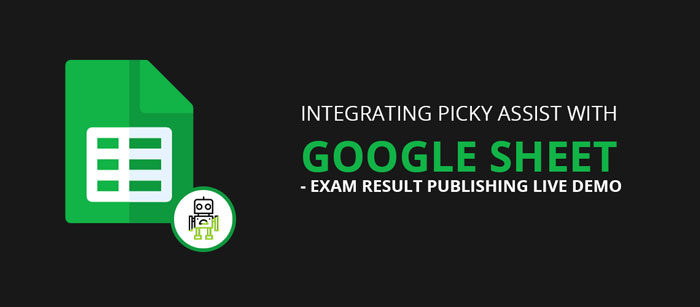 google sheet integration Archives | Picky Assist | Whatsapp